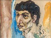 Dutch Impressionist OOB Signed Isaac Israels