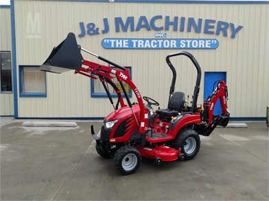 TYM Tractors For Sale - 89 Listings | MarketBook ca - Page 1