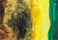 German Expressionist OOC Signed Nolde