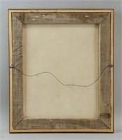 French De Stijl Oil on Canvas Signed Piet Mondrian