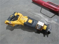 Drill, Reciprocating Saw and Post Driver-