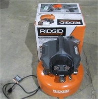 Ridgid 6 Gallon Air Compressor-