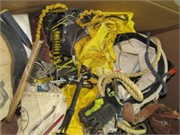 Assorted Tools and Tool Bags-