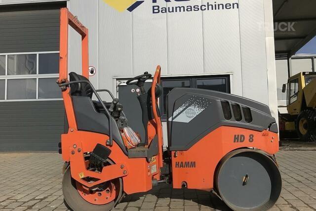 HAMM HD8VV