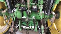 John Deere 2755 Hi-Clear MFWD Tractor 1987
