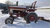 International 966 Tractor