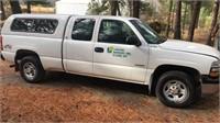 2000 Chevrolet 1500 pickup
