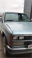 1989 Chevrolet Silverado pickup