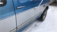 1993 Ford F-150 pickup, XLT
