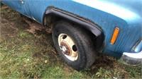 1979 Chevrolet Scottsdale plow pickup