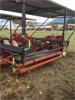 4 ROW Mechanical TRANSPLANTER