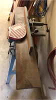 Jet 6 in woodworking jointer