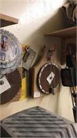 Assorted wood cutting blades