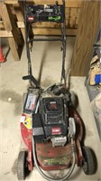 Toro super recycled lawn mower