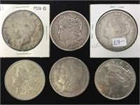 12.23.18  ONLINE ONLY CHRISTMAS COINS JEWELRY AUCTION