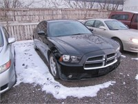 2014 DODGE CHARGER 134044 KMS
