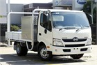2018 Hino 300 Series Table / Tray Top Drop Sides