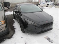2017 FORD FOCUS 28067 KMS