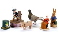 Antique and vintage toys, including rare candy containers