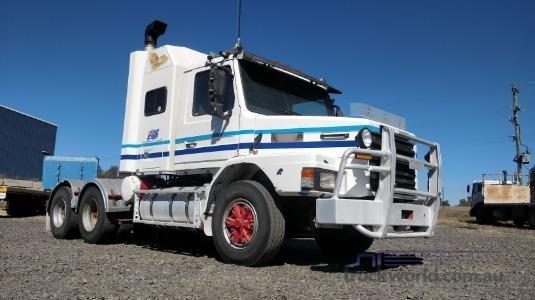 1992 Scania T143M Trucks for Sale