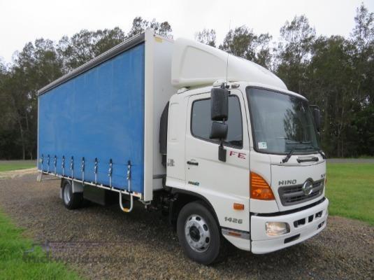 2011 Hino 500 Series 1426 FE - Trucks for Sale