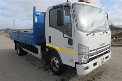 929fa8412f Dropside Flatbed Trucks. 2014 ISUZU N75.190 at TruckLocator.ie