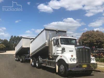 2007 Kenworth T404 SAR - Trucks for Sale