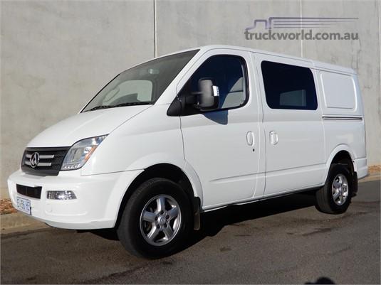 2015 Ldv V80 Cargo Van - Truckworld.com.au - Light Commercial for Sale