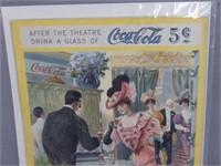 RARE1906 THEATRE MAGAZINE MASSENGALE ART