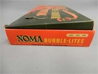 BOXED SET OF NOMA BUBBLE LIGHTS / WORKING