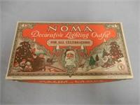 1927 NOMA CHRISTMAS DECORATIVE LIGHTING / BOX