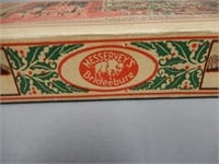 RARE 1920'S CHRISTMAS MESSERVEY'S BUFFALO LIGHTS