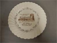 1966 OTTERVILLE ST. JOHN'S ANGLICAN CHURCH PLATE