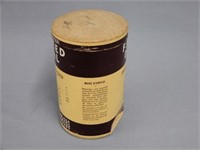 NATIONAL LINSEED MEAL 16 OZ. CARDBOARD BOX