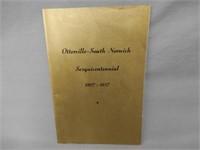 1957 OTTERVILLE  SESQUICENTENNIAL PROGRAM