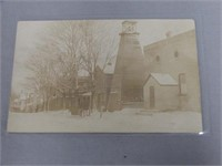 OTTERVILLE ONT.TOWER  REAL PHOTO POSTCARD