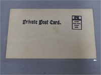 OTTERVILLE ONT. POST OFFICE  REAL PHOTO POSTCARD