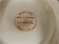 WOODSTOCK ONT. CANADA CHINA FIREHALL PLATE