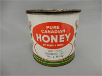 PURE CANADIAN HONEY 4 LBS. CAN