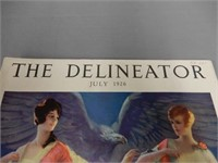 1926 JULY THE DELINEATOR 25 CENT MAGAZINE