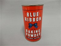 BLUE RIBBON BAKING POWDER 16 OZ. CAN