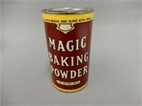 MAGIC BAKING POWDER LB. CAN