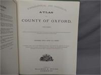WALKER & MILES 1876  ATLAS OF OXFORD COUNTY