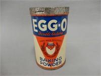 EGG-O BAKING POWDER 16 OZ. CAN
