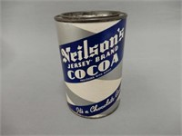 NEILSON'S JERSEY COCOA  HALF POUND CAN