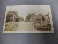 LOT OF 3 BURGESSVILLE ONT. REAL PHOTO POST CARDS