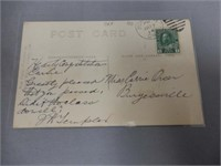 LOT OF 6 NORWICH ONT. REAL PHOTO POST CARDS