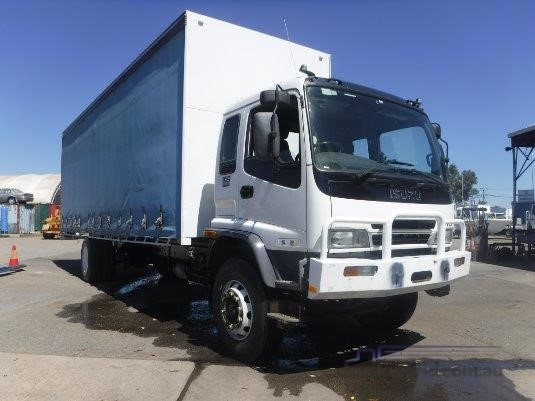 2006 Isuzu FVD Raytone Trucks - Trucks for Sale