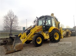 NEW|HOLLAND B100C TC  Usato