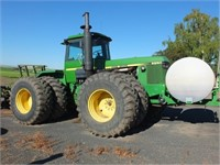 Farm Equipment Online Auction - Eastern Washington